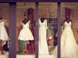 wedding dress rent or buy