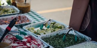 tips on catering for corporate events for caterers