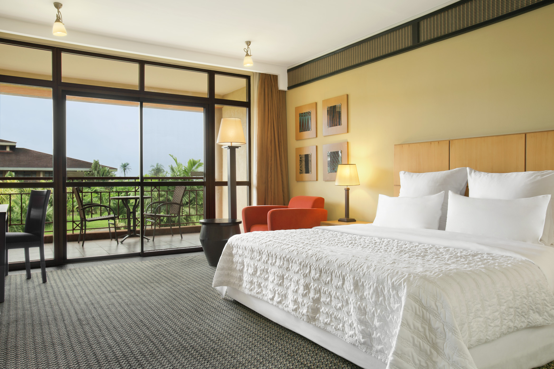 honeymoon locations in Nigeria Ibom Resort and Golf Resort