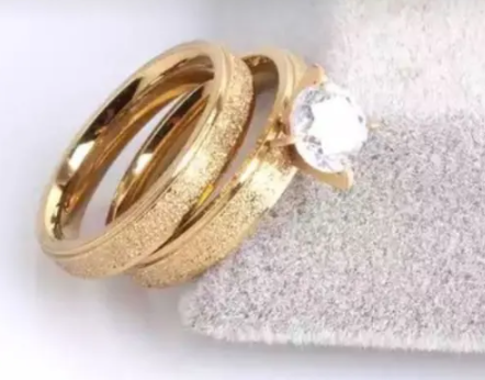 10000 Naira wedding ring
