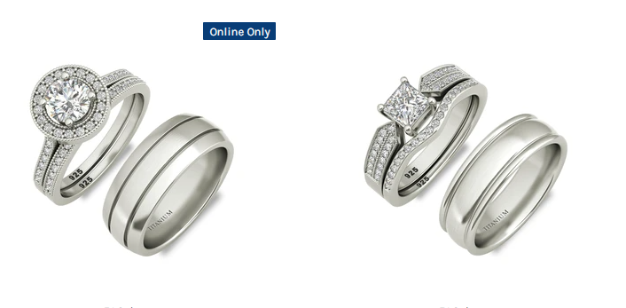 best  affordable wedding rings in Nigeria